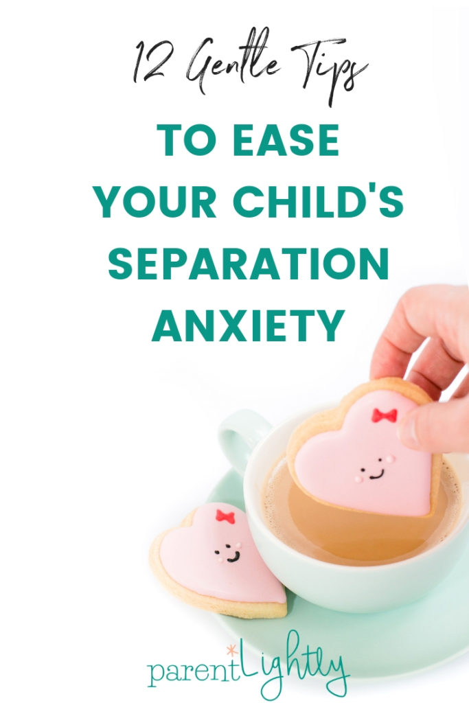 How to gently ease your child's separation anxiety, make daycare dropoff easier and still get to work on time. || Kids Separation Anxiety | Parents Separation Anxiety | Daycare Dropoff | Working Mom Tips | #workingmom #daycare #toddler