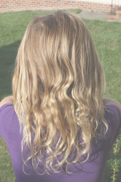 No Tangles, No Tears: The Recipe for Managing Girls' Hair with A Few Inexpensive Children's Hair Products