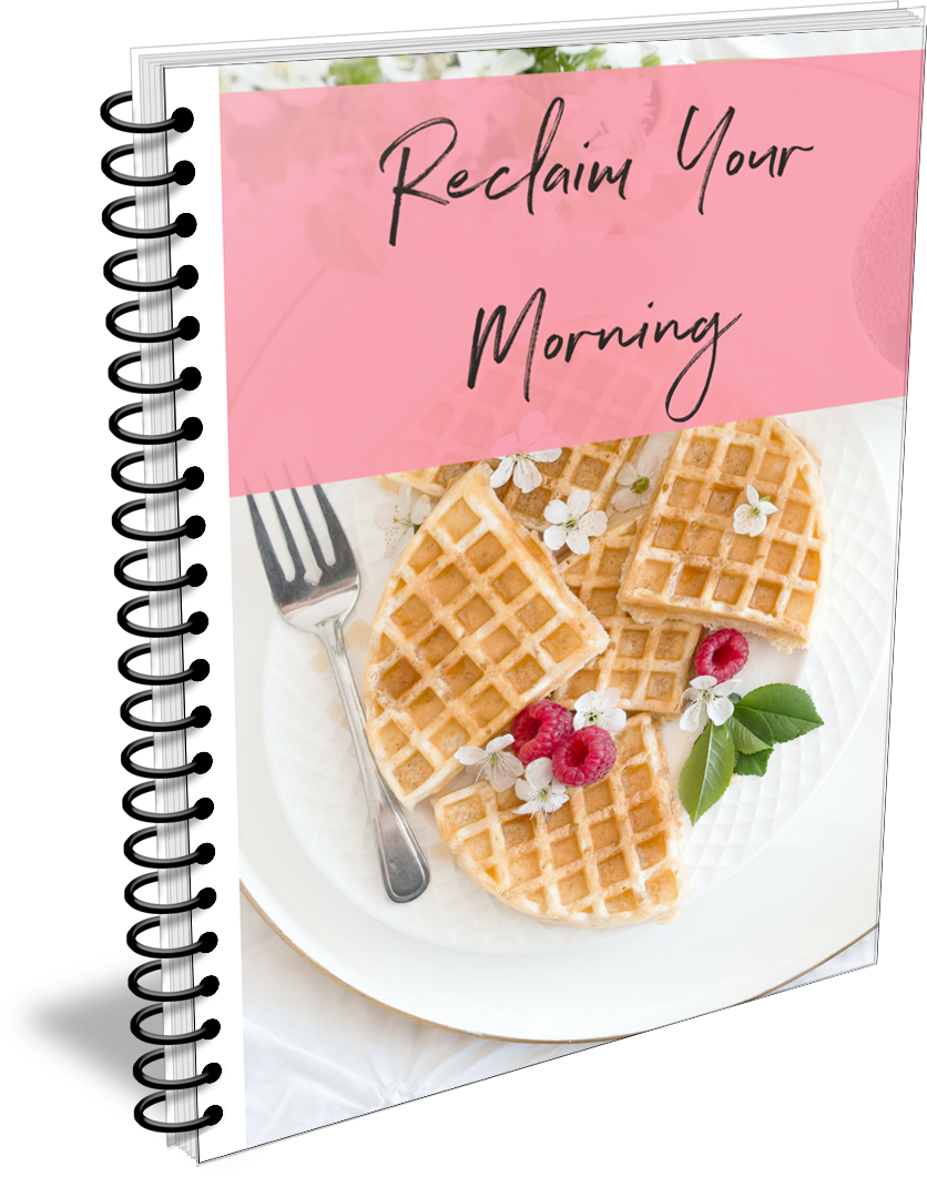Reclaim your Morning Workbook